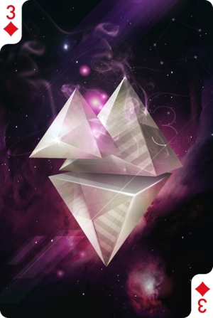 Creative-Cards-by-Digital-Abstracts-Three-of-Diamonds