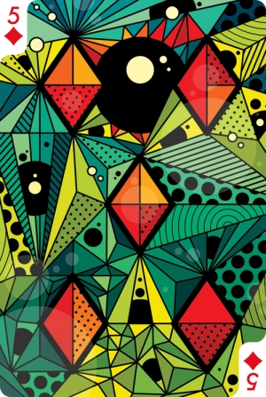 Creative-Cards-by-Digital-Abstracts-Five-of-Diamonds