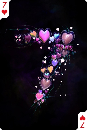 Creative-Cards-by-Digital-Abstracts-Seven-of-Hearts
