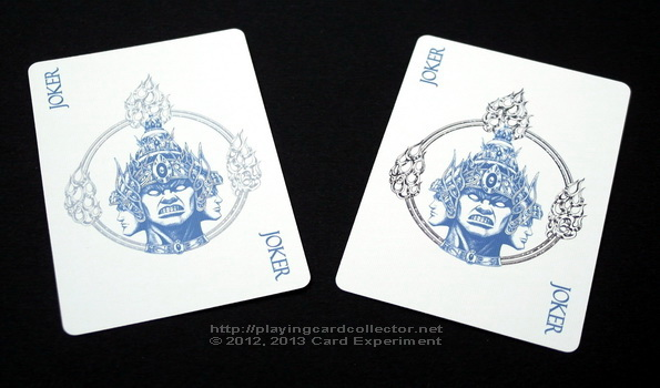 Asura_Playing_Cards_Blue_Joker