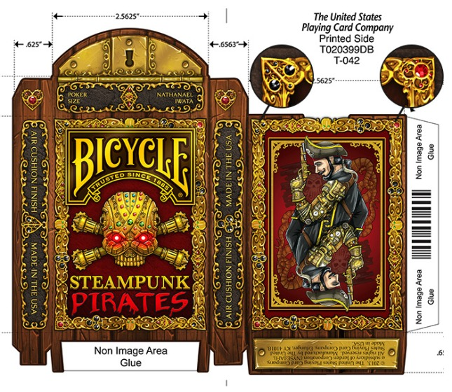 Bicycle-Steampunk-Pirates-Playing-Cards-by-Nat-Iwata-Plunded-Deck