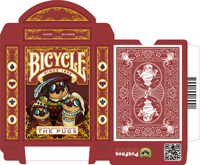 Bicycle_The_Royal_Dogs_Playing_Cards_Box_2