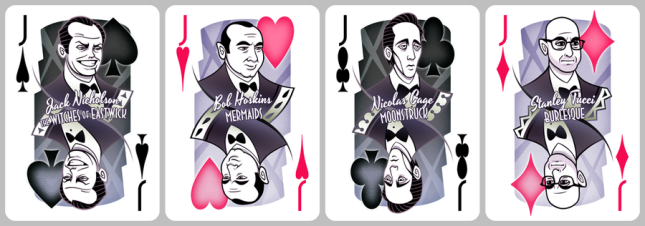 Cher-playing-cards-jacks-by-Inkjava