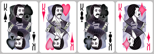 Cher-playing-cards-kings-by-Inkjava