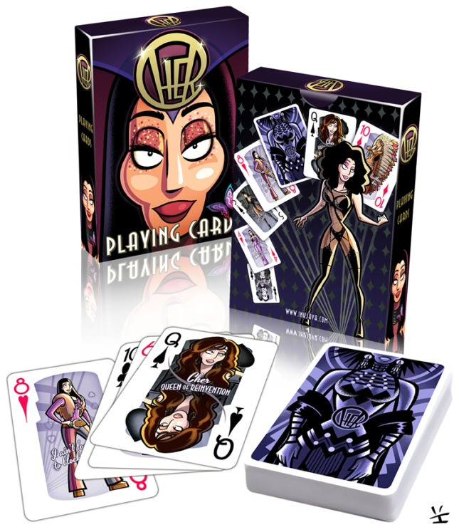 Cher-playing-cards-by-Inkjava-tuck-case