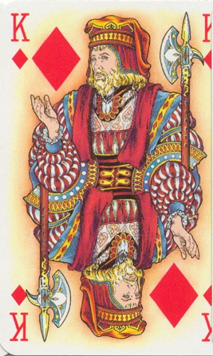 Tavaglione-Deck-by-AGMuller-King-of-Diamonds