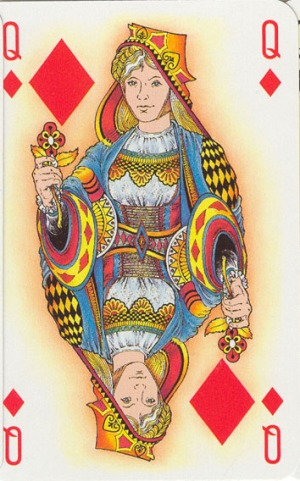 Tavaglione-Deck-by-AGMuller-Queen-of-Diamonds