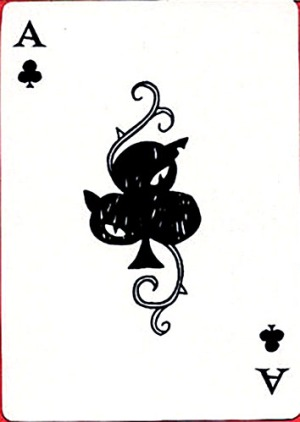 Emily-the-Strange-Playing-Cards-Ace-of-Clubs