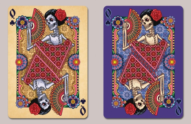 Dia-de-los-Muertos-Second-Edition-Playing-Cards-by-Edgy-Brothers