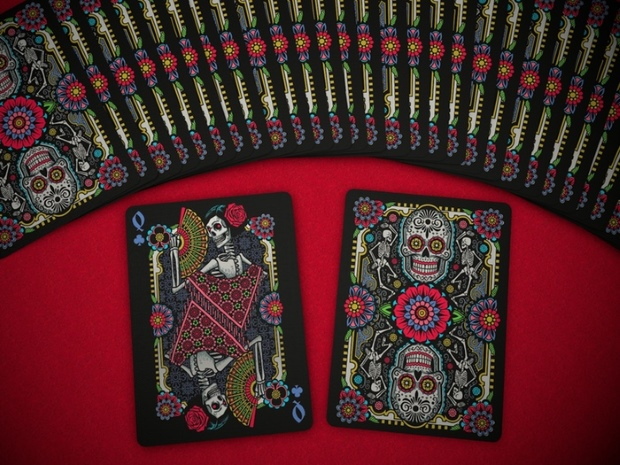 Dia-de-los-Muertos-Second-Edition-Playing-Cards-by-Edgy-Brothers-on-Kickstarter