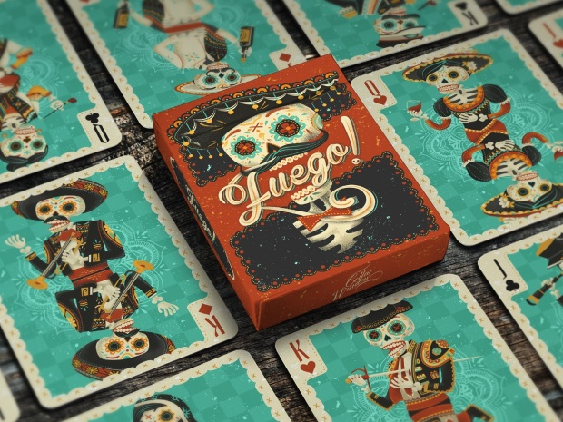 Fuego-Playing-Cards-by-Cellar-Window-on-Kickstarter