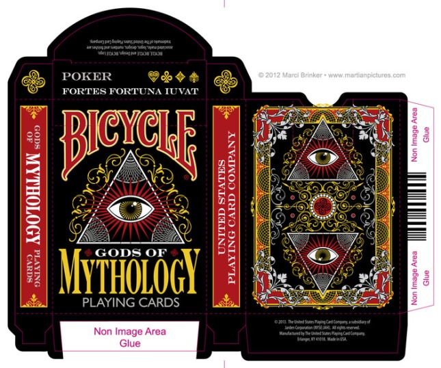 Gods_of_Mythology_Playing_Cards_box