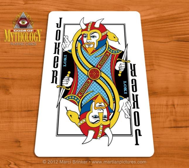 Gods_of_Mythology_Playing_Cards_Loki