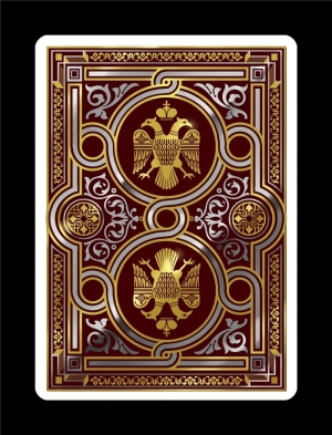 Icons-Playing-Cards-by-Lotrek-Imperial-Edition-Back