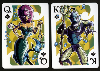 INKJAVA-Playing-Cards-Spades-Q-K