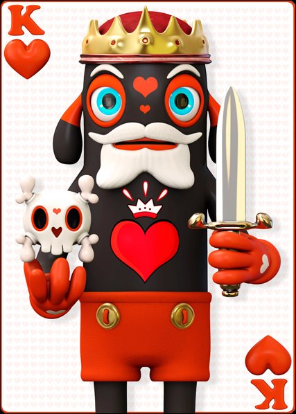 54-Project-Deck-by-Cocaine-King-of-Hearts