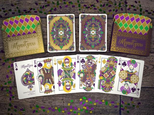 Mardi-Gras-Playing-Cards-by-Dave-Edgerly-on-Kickstarter