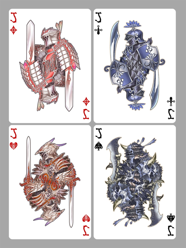 Medusa_Playing_Cards_Jacks