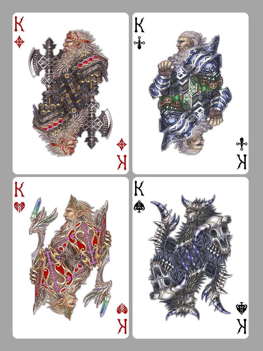 Kickstarter: Medusa Playing Cards