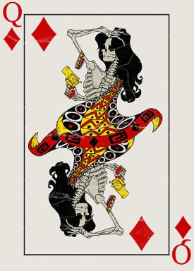 Playing_Cards_by_MushfaceComics_Queen_of_Diamonds