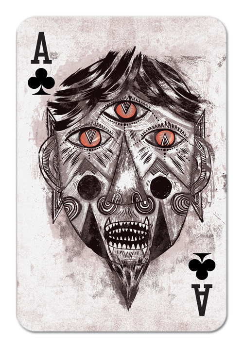 Black-Rock-Collective-Playing-Cards-Vol-2-Ace-of-Clubs