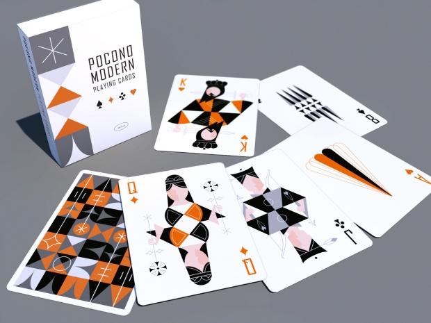 The-Retro-Deck-by-Pocono-Modern-White-Edition