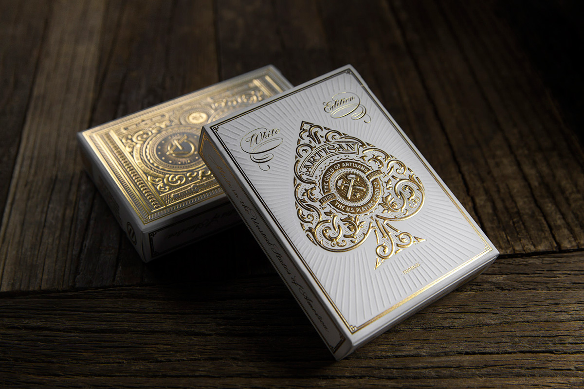 Playing Card Packaging Design