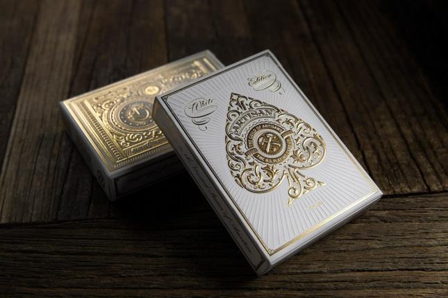 White_Artisan_Playing_Cards_Box