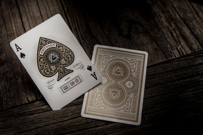 White_Artisan_Playing_Cards_The_Ace_of_Spades