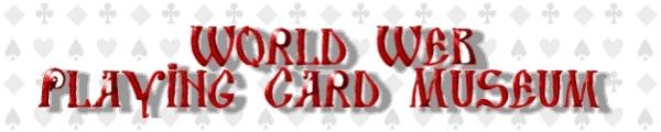World-Web-Playing-Card-Museum
