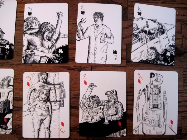 Zombie-Playing-Cards-by-John-Beckmann