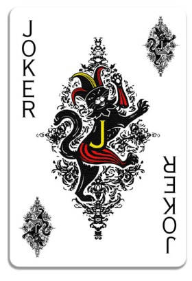 Cats-Royale-Playing-Cards-by-Gerad-Taylor-Joker