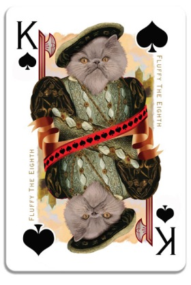 Cats-Royale-Playing-Cards-by-Gerad-Taylor-King-of-Spades