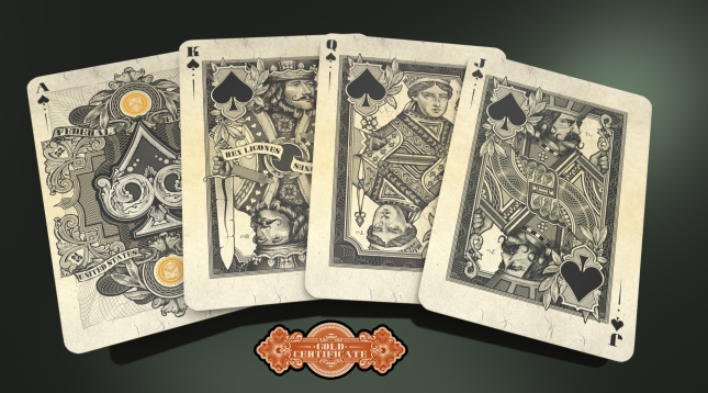 Bicycle_Gold_Certificate_Playing_Cards_Spades