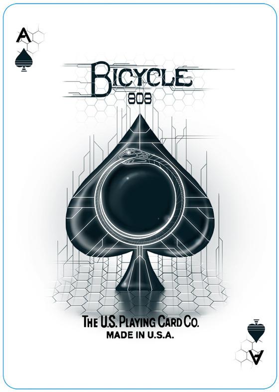 Kickstarter: Bicycle Synthesis Playing Cards by Erik ...