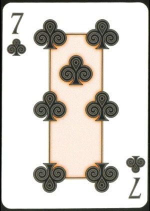 Pippoglyph-Playing-Cards-by-BentCastle-Workshops-Seven-of-Clubs