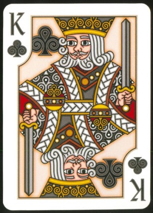 Pippoglyph-Playing-Cards-by-BentCastle-Workshops-King-of-Clubs