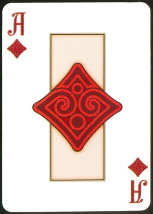 Pippoglyph-Playing-Cards-by-BentCastle-Workshops-Ace-of-Diamonds