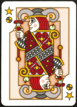 Pippoglyph-Playing-Cards-by-BentCastle-Workshops-Joker