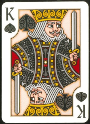 Pippoglyph-Playing-Cards-by-BentCastle-Workshops-King-of-Spades