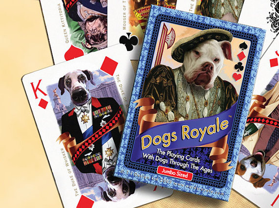 Dogs-Royale-Playing-Cards-by-Gerad-Taylor