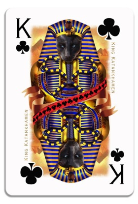 Cats-Royale-Playing-Cards-by-Gerad-Taylor-King-of-Clubs