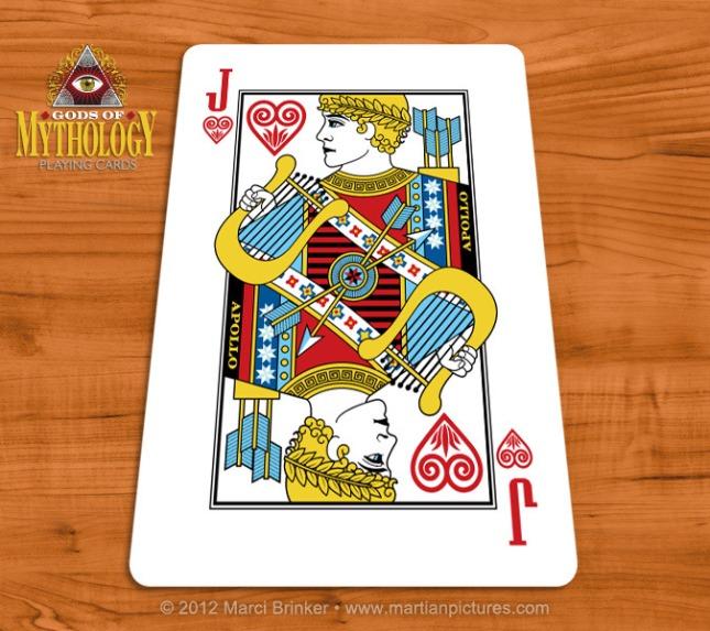Gods_of_Mythology_Playing_Cards_Apollo