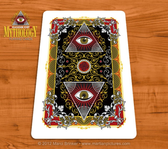 Gods_of_Mythology_Playing_Cards_Back