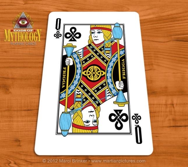 Gods_of_Mythology_Playing_Cards_Frigga
