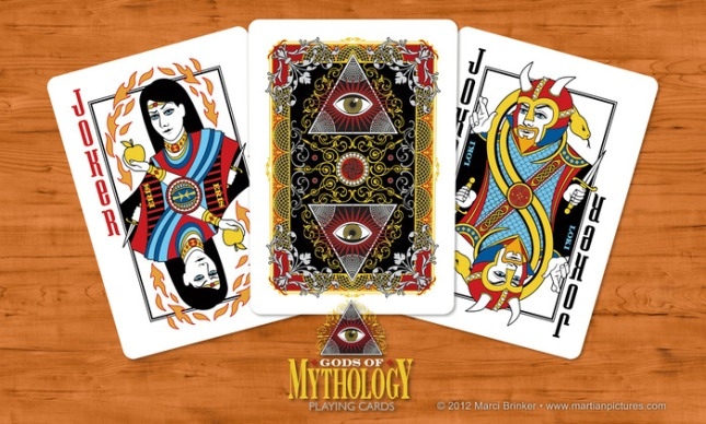 Gods_of_Mythology_Playing_Cards_Jokers
