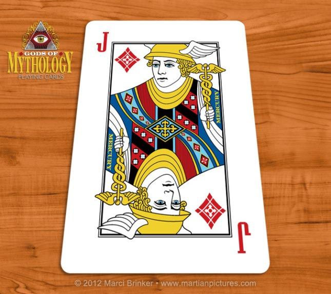Gods_of_Mythology_Playing_Cards_Mercury