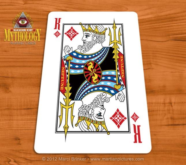 Gods_of_Mythology_Playing_Cards_Neptune