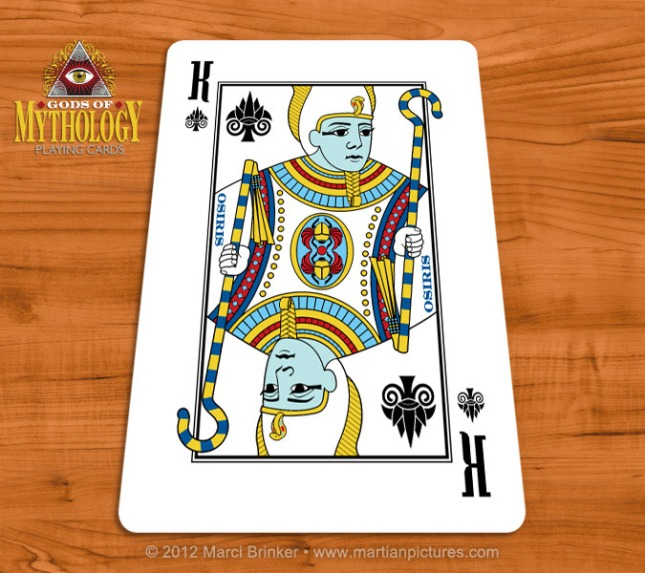 Gods_of_Mythology_Playing_Cards_Osiris