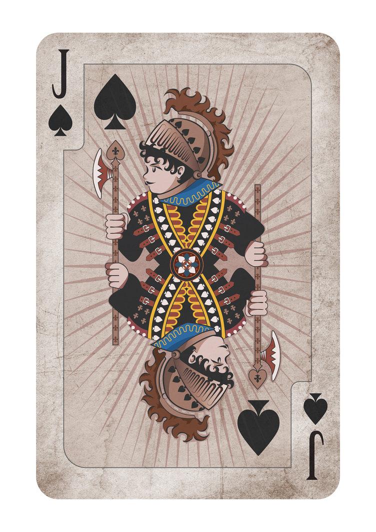 DeviantART: Petit Cavalier Deck By Joni S. (KurosuJun